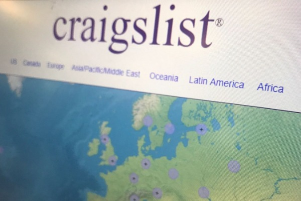 Craigslist is a wonderful service that helps millions of people