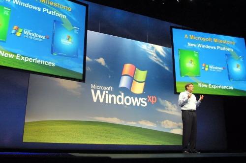 Windows XP Source Code Leaks 2